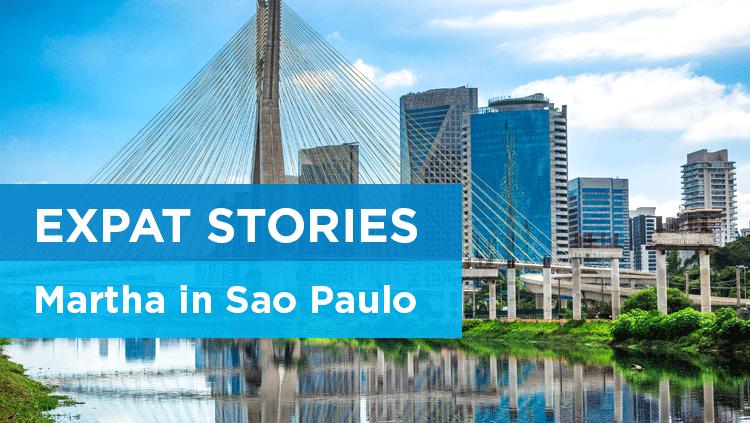 Martha Expatriée à São Paulo