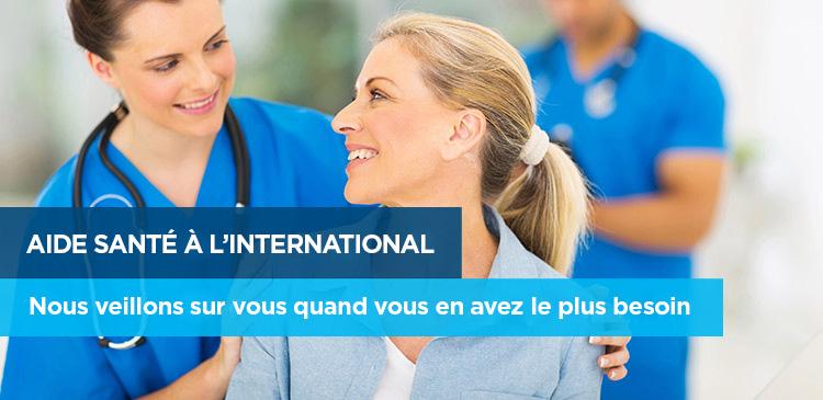 Global Health Assist (Aide santé à l'internationale): nous veillons sur vous quand vous en avez le plus besoin
